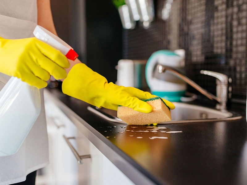 photos of cleaning services